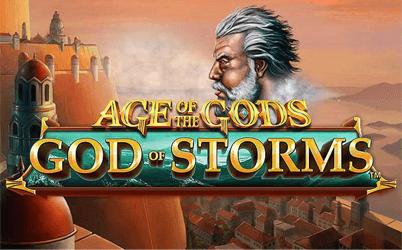 เกม God Of Storms สล็อต pussy888 หมุนง่าย แจกโบนัสบ่อย